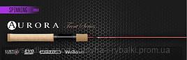 Спиннинг ZEMEX AURORA trout series 662UL 0.5-6 g