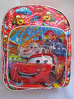 Рюкзак для Мальчика Тачки, Маквин
