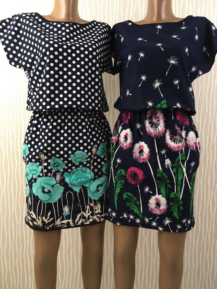 947d2cbad2bb5be Платье летнее подростковое, женское оптом и в розницу домашняя ...