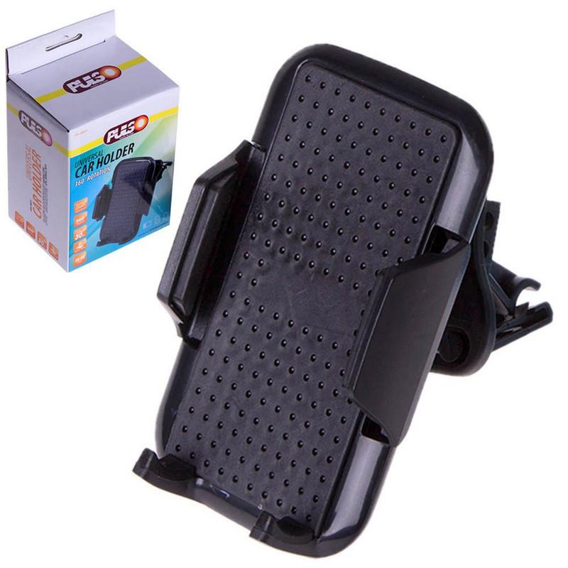 93c7f3f6c50f2 Держатель мобильного телефона PULSO 58-88 мм на дефлектор UH-2051 (100)