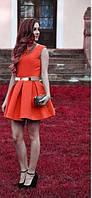 Платье пышное ЛАЙМ складка 42 44 46 48 50 Р, фото 1