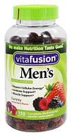 VitaFusion Men's Complete Multivitamin, Natural Berry Flavors, 70 Gummies, фото 1