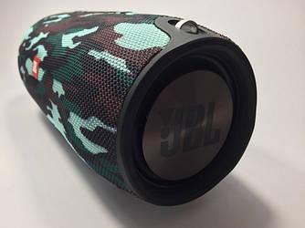 Колонка JBL XTREME big bluetooth Экстрим Большая 30 сантиметров MP3 FM USB (качественная копия JBL) камуфляж