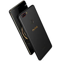 Смартфон ZTE Nubia Z17 Lite 6/64gb Black/Gold Qualcomm Snapdragon 653 3200 мАч