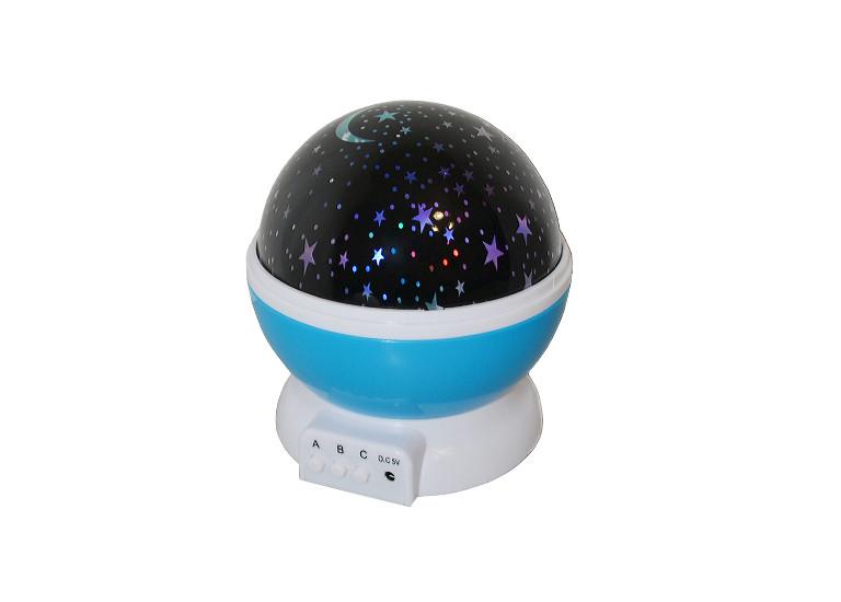 Светодиодный ночник проектор Звездного неба