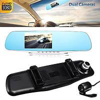 BlackBox L706 Silver Full HD видеорегистратор 2 камеры