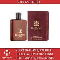 Trussardi Uomo The Red EDT 100ml (туалетная вода Труссарди Умо Зе Ред )