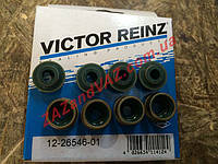 Сальники клапанов Нубира Nubira Леганза Leganza 1.8 8 кл. Victor Reinz комплект 8 шт. Germany 12-26546-01