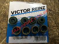 Сальники клапанів Ланос Lanos 1.5 Victor Reinz комплект 8 шт. Germany 12-26546-01