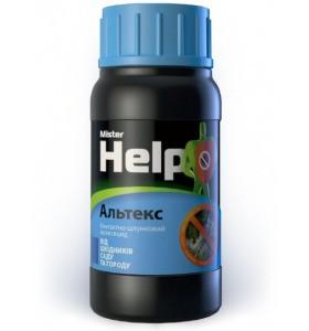 Инсектицид Альтекс (15 мл) — против грызущих и сосущих насекомых-вредителей.