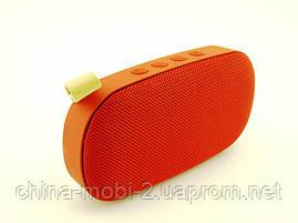 JBL Charge mini G5 6W копія, колонка з Bluetooth MP3 FM, червона, фото 3