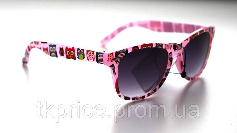Детские солнцезащитные очки для девочек