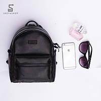 Женский рюкзак Backpack mini | black 2/18 черный, фото 1