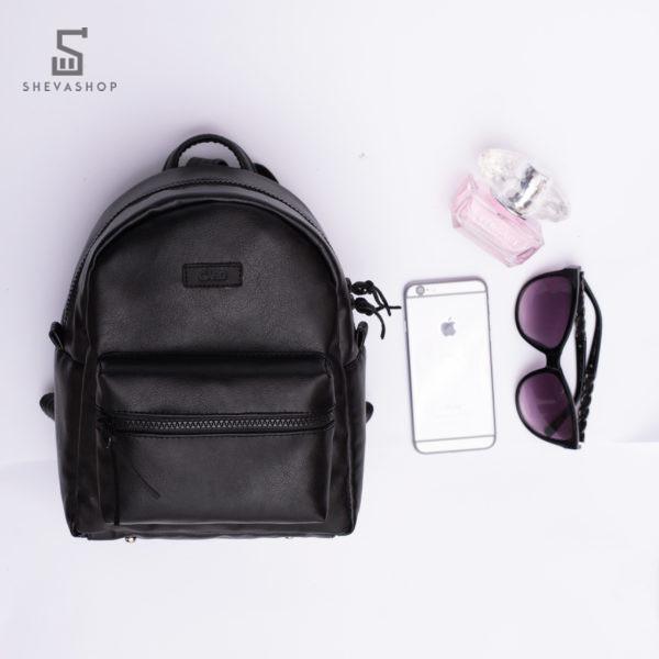 Женский рюкзак Backpack mini | black 2/18 черный