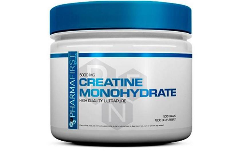 Креатин Pharma First Creatine Monohydrate 500g.