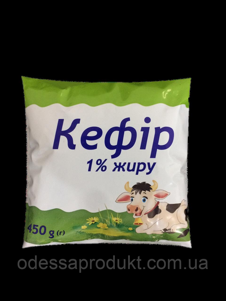 Кефір 1%, 450 гр