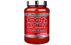 Протеин Scitec Nutrition 100% Whey Protein Ppofessional 920g. (КАРАМЕЛЬ)