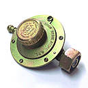 Редуктор для бытового газового баллона с регулировкой давления, фото 3