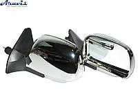 Боковые зеркала на ВАЗ 2109хромированные сферические ЗБ-3109П