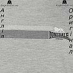 Майка Lonsdale мужская серая для тренировок спортивная | Майка Lonsdale чоловіча для тренувань спортивна, фото 3
