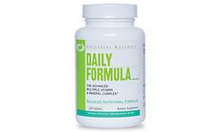 Витамины и минералы Universal Daily Formula 100tabs.