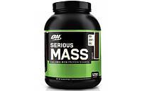 Гейнер Optimum Nutrition SERIOUS MASS 2,72 kg.