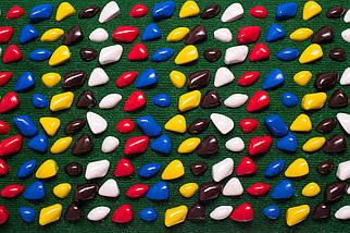 Массажный коврик «ОРТОПЕД» с камнями 150х40 см, фото 2