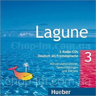 Lagune 3 Audio CDs  диски к курсу, фото 2