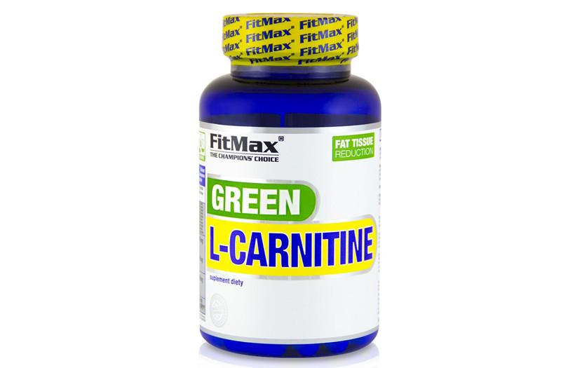 Жіросжігателя В Green L-Carnitine caps 60