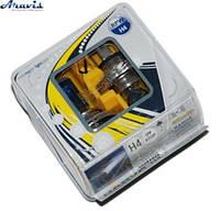 Галогенка H4 NARVA 12V 60/55W 48680 RANGE POWER WHITE