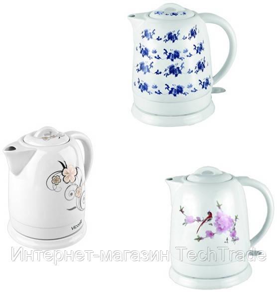 Керамические чайники Viconte
