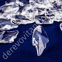 "Наконечник-кристалл ""Листик"", 10 шт."
