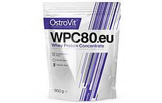 Протеин OstroVit Standard WPC80 - 900g. (БЕЛЫЙ ШОКОЛАД)