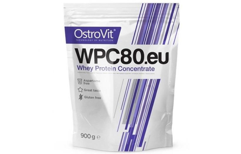 Протеїн OstroVit Standard WPC80 - 900g. (ТІРАМІСУ)