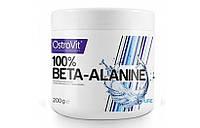 Аминокислоты Ostrovit Beta-Alanine 200g.