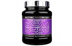 Аминокислоты Scitec Nutrition BCAA 6400 375tabs.