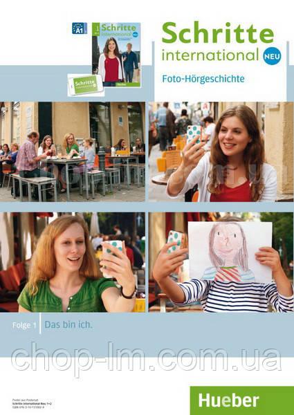 Schritte international Neu 1+2 Posterset (учебно-методические материалы для учителя, нов/изд.)