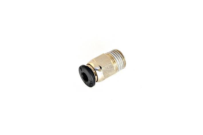 Фитинг PC4-01 сквозной для трубки 4 мм, фото 2