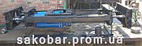 Гидравлическая установка для прокола горизонтальных скважин ГУПГС-2-35/310