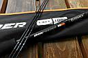 Удилище фидерное ZEMEX IRON Heavy Feeder 13 ft - 100 g, фото 5
