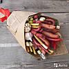 Фруктовые букеты, мужские букеты,съедобные букеты, букеты из фруктов, овощей, алкоголя!, фото 3