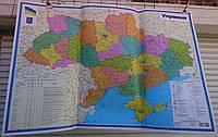 Карта Украины 80*110