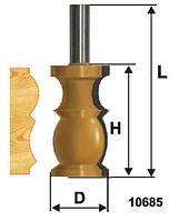 Фреза кромочная фигурная ф32х57, хв.12мм (арт.10685), фото 1