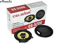 Акустика для авто 13 см Celsior CS-5200 yellow
