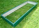 Грядки из оцинковки, грядки для огорода, высокие грядки, бортики, ограждения, грядка, фото 5