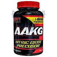 SAN AAKG аминокислота аргинин аакг для пампа улучшения кровообращения спортивное питание для роста мышц