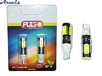 Лампочка без цок.Т10  5LED PULSO LP-21755 SMD-HP/12V/7.5W White