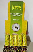 Липкая лента от мух оптом Чемис Chemis оригинал Польша