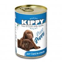 Консервы Kippy Dog для щенков с говядиной и курицей 0.4 кг