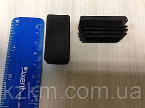 Заглушка прямоугольная 20х40 внутренняя, заглушка 20х40 пластиковая, пластиковая заглушка 20х40